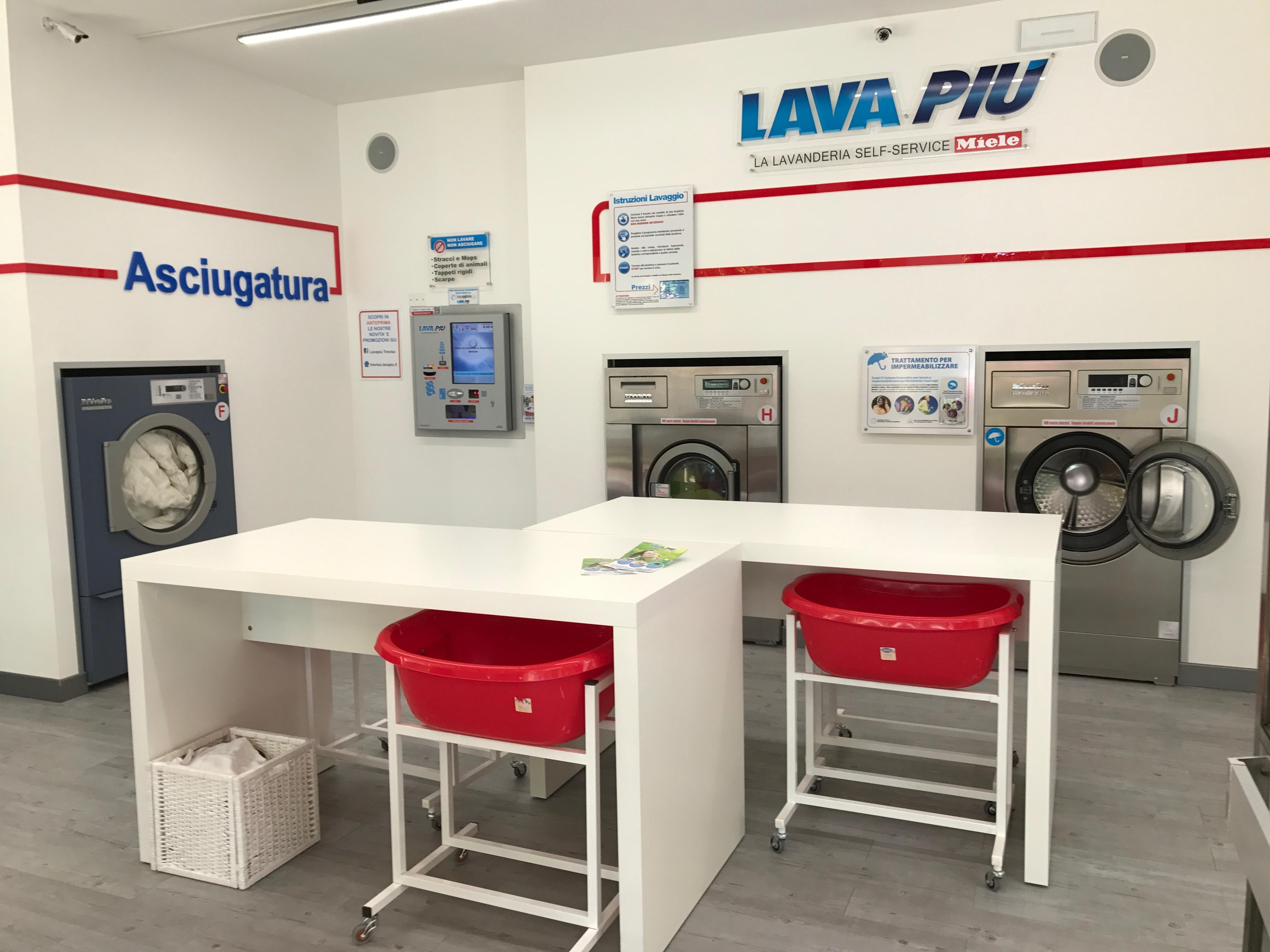 Lavanderia self service lavapi treviso for Lavanderia self service catania